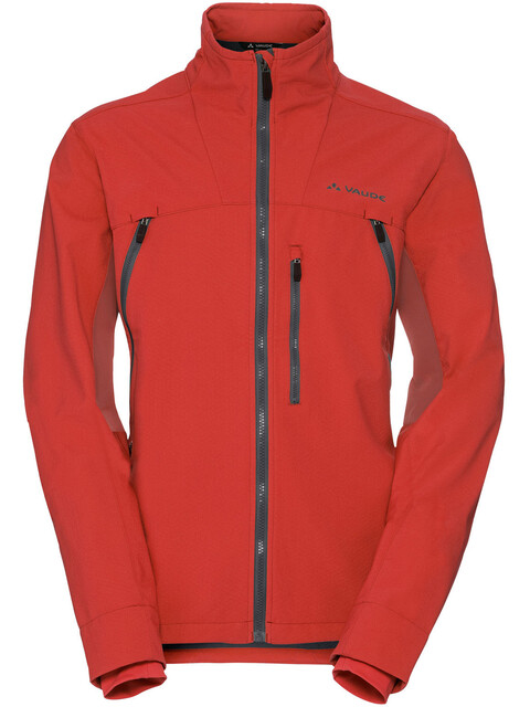 VAUDE Morzine Softshell Jacket Men lava